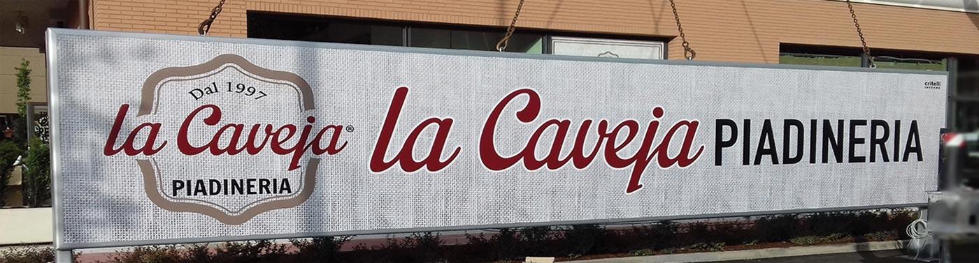 La Caveja Piadineria