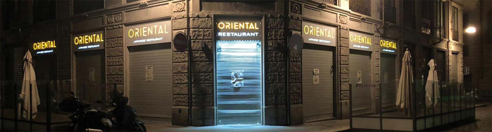 Oriental Japanese Restaurant